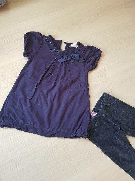 Zestawy ubranka dziewczynka 98/104
