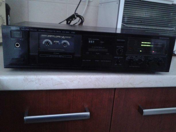 Sprzedam magnetofon yamaha kx 300