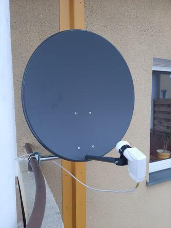 Montaż i ustawianie anten satelitarnych i naziemnych  http://sat-24.pl
