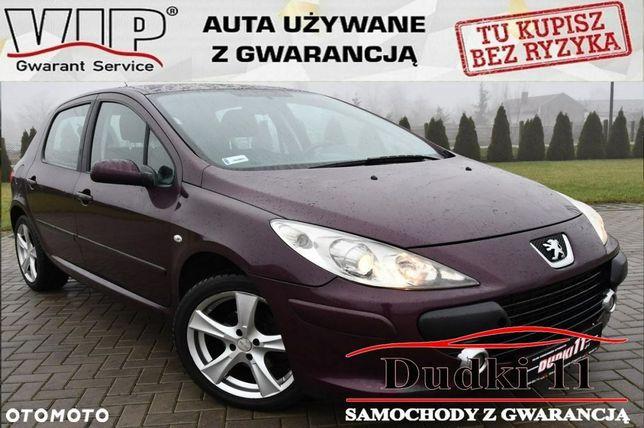 Peugeot 307 1,6hdi DUDKI11 alu,klima,manual,zarej w...