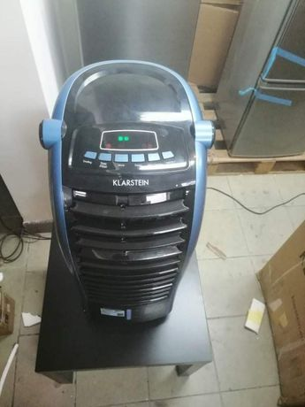 Wentylator/schładzacz/nawilżacz powietrza 6l, 65 W,wkłady lodowe. Nowy