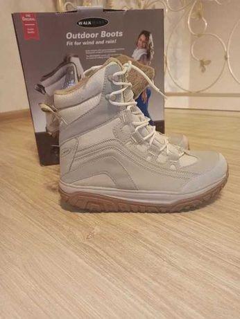 Зимние ботинки сапоги термо теплые спортивные