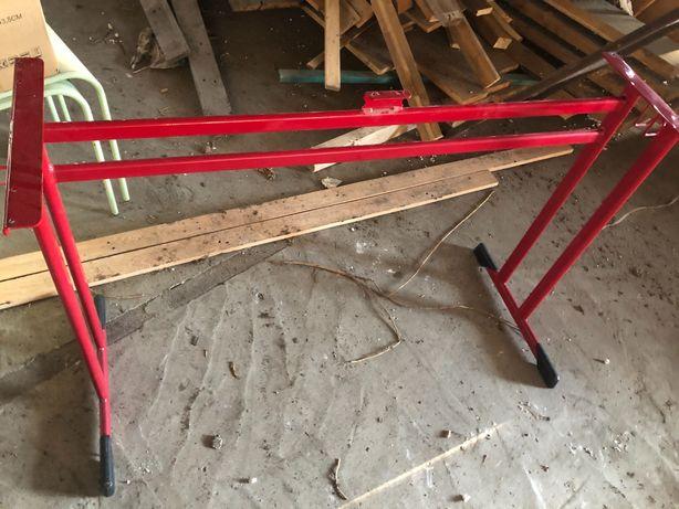 Podstawa pod Blat biurka + krzesełko