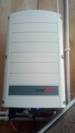 Falownik solar edge se4k 3faz inwerter 4 5 kw