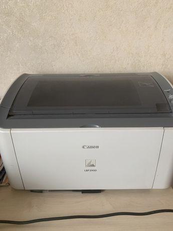 Принтер лазерный canon lbp 2900