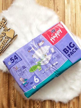 Продам подгузники Bella Happy Junior Extra 6 (16+ кг)