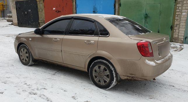Chevrolet Lacetti ГБО 4