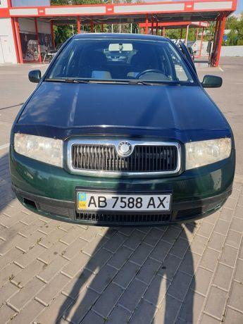 Продам автомобіль Skoda Fabia 1.4