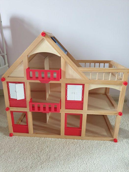 Domek dla lalek +akcesoria Konin - image 1