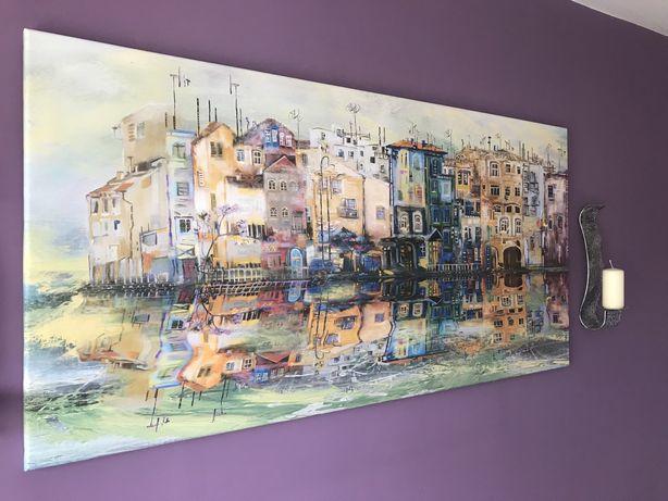 Miasto nad wodą - nowy obraz