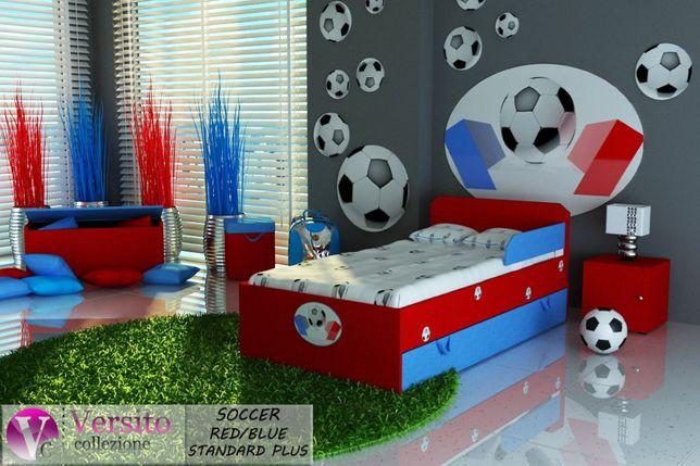 Super łóżko dla dziecka,chłopca,dziecięce z materacem 10 cm,szuflada