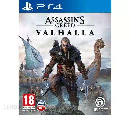 assassins creed valhalla PS4 PL