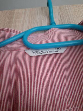 Женская рубашка. Рубашка в полоску