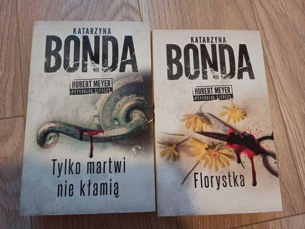Książki Katarzyna Bonda
