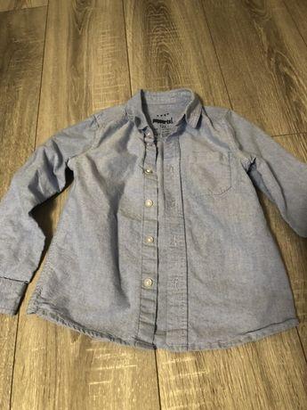 Koszula chłopięca roz. 122
