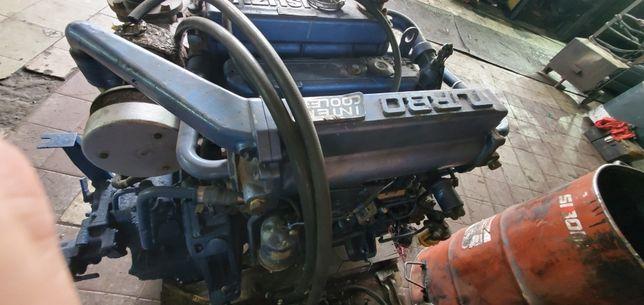 Стационарный лодочный мотор б/у ISUZU 4BD1T