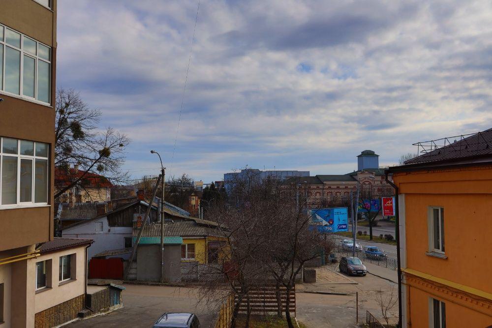 ПОГОДИННО LUXURY 1-к квартира, вул. Соборна (пивзавод) КОНДИЦІОНЕР-1