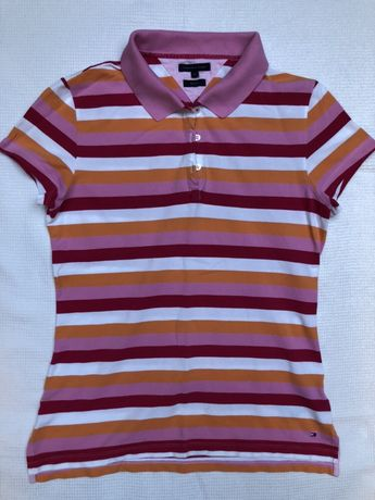 Tommy Hilfiger koszulka polo damska XL