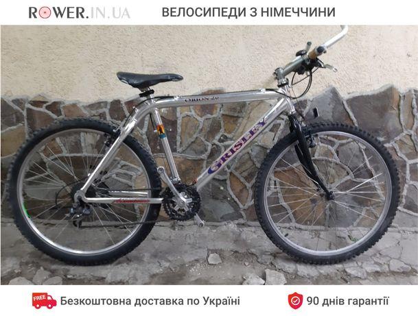 Алюмінієвий велосипед бу Grisley Orion 26 A13  / Велосипеды mtb