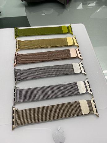 Bracelete Milanesa Apple Watch 38/40mm Nova