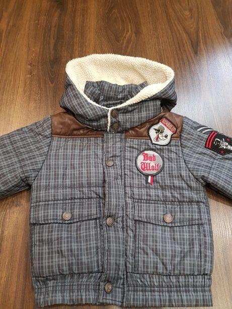 Курточка NY&LON monnalisa для хлопчика