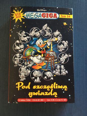 MegaGiga Pod szczęśliwą gwiazdą Gigant Kaczor Donald
