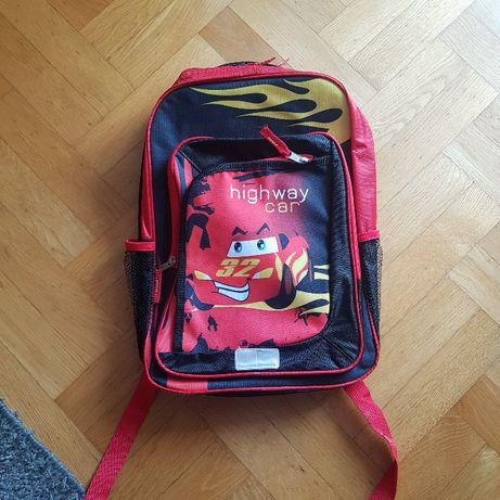 Plecak do szkoły samochody 30L