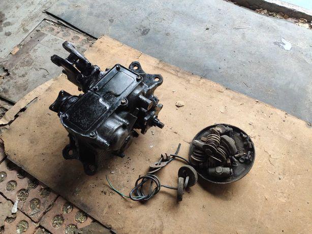 Раздаточная коробка передач для авто Газ 69, СССР Идеал. Раздатка