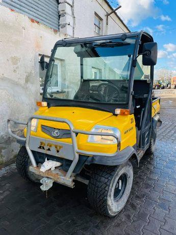 Kubota RTV900 traktorek, wywrotka, wozidło, diesel! 4x4! Rejestracja!