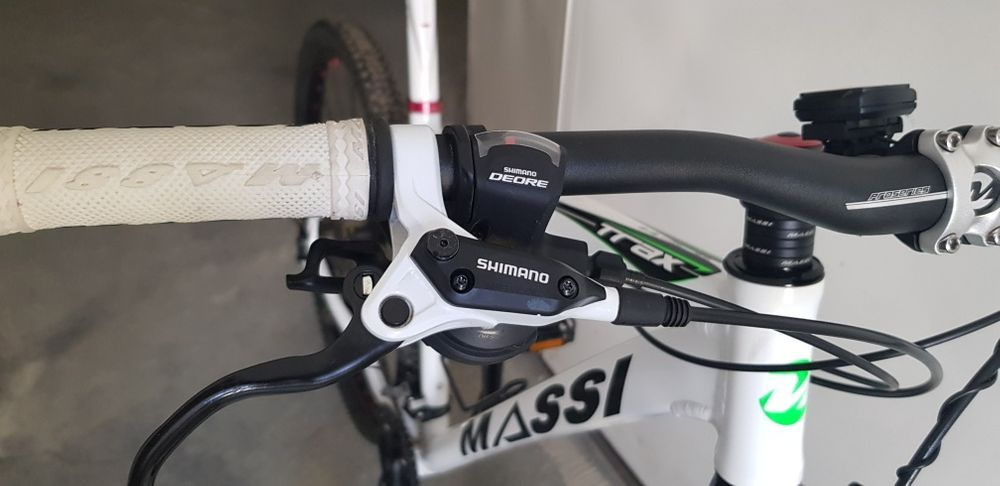 """Bicicleta Massi Trax 29"""" Vila Flor E Nabo - imagem 1"""