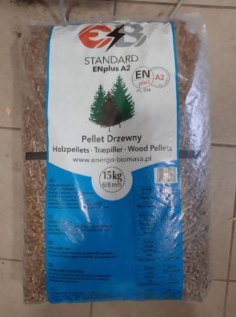 Pellet drzewny A2 Standard