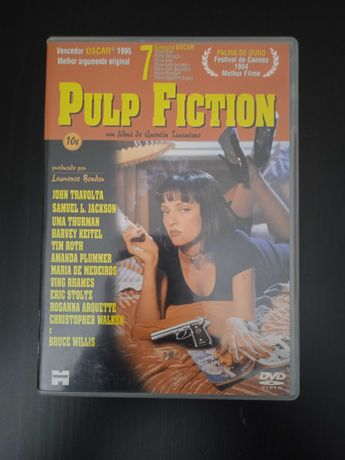 DVD Pulp Fiction