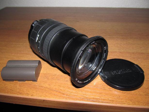 Обектив 72 mm Sigma Zoom 28-200mm 1:3.8-5.6 UC для Canon