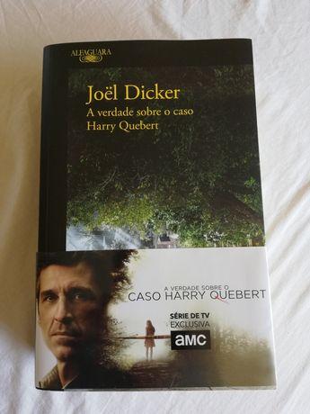 Joel Dicker - A verdade sobre o caso Harry Quebert