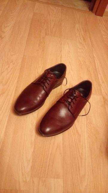 Półbuty Moskała nowe(buty,lakierki)