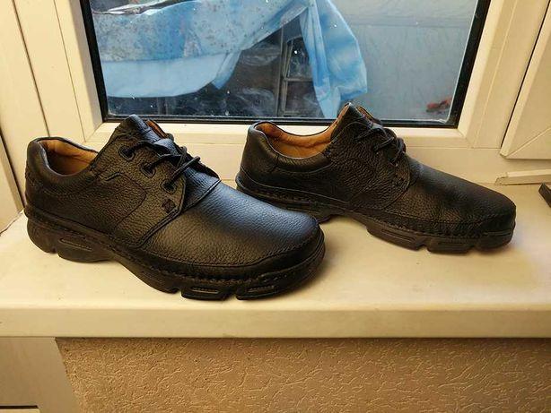 кроссовки Clarks 42р ботинки timberland ecco