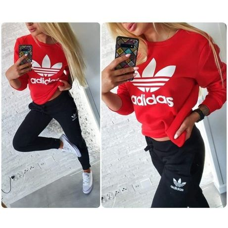 Komplet  damski z logo Adidas kolory S-XL!!!
