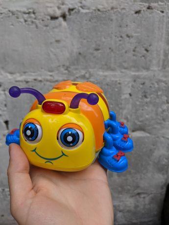 Игрушка музыкальная (Huile Toys )| жук