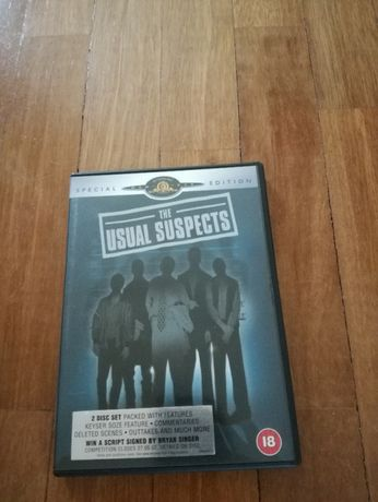 DVD - The usual suspects