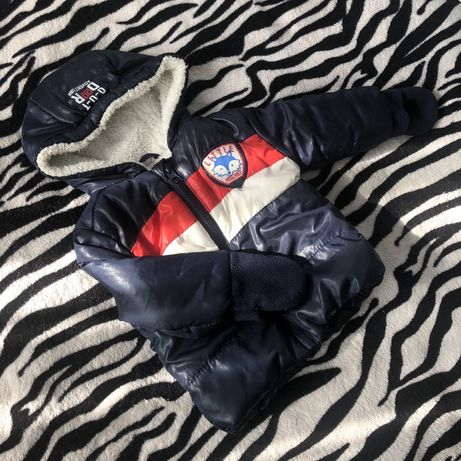 Куртка для маленького стиляжки)