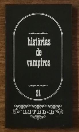 histórias de vampiros, 21, livro b
