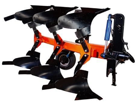 Плуг навесной оборотный 3-Х корпусный ПО-3-35+