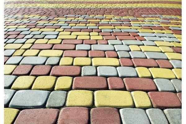 Тротуарная плитка Старый город ТМ Брукленд