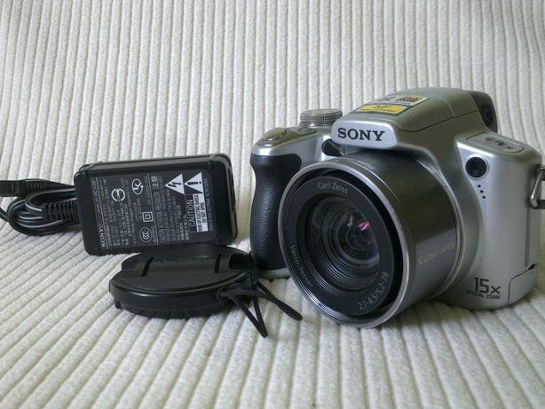 SONY DSC-H50 9.1Mpix zoom 15x