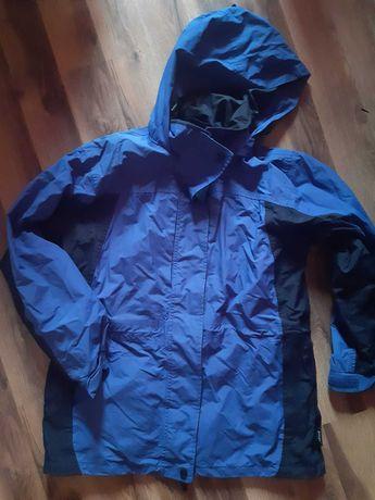 Regatta kurtka turystyczna sportowa 42 44 niebiesko czarna XL XXL