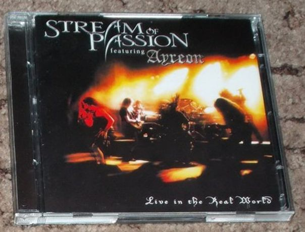 STREAM OF PASSION - Live in the Real World (2CD) / 2006