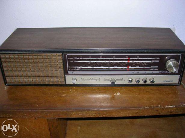 Rádio antigo Siemens