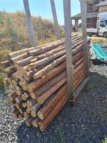 Sprzedam stemple drewniane budowlane (2,8-3,8m)