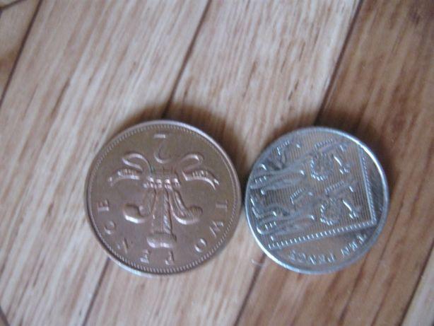монеты пенни цена за два