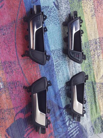 Puxadores portas A4 B8